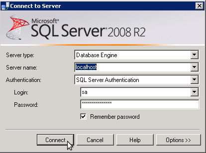 Could not create a published application instance on the server