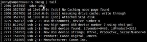 Canon 60D Ubuntu