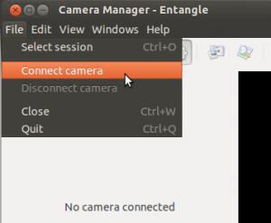 Entangle Ubuntu