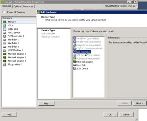 VMWare ESXi USB Disk