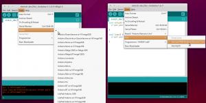 Arduino IDE linux
