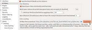 Vuze IP Filters