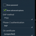 QUB_SEC QUB Wireless settings