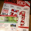 Linux Voice Issue 1